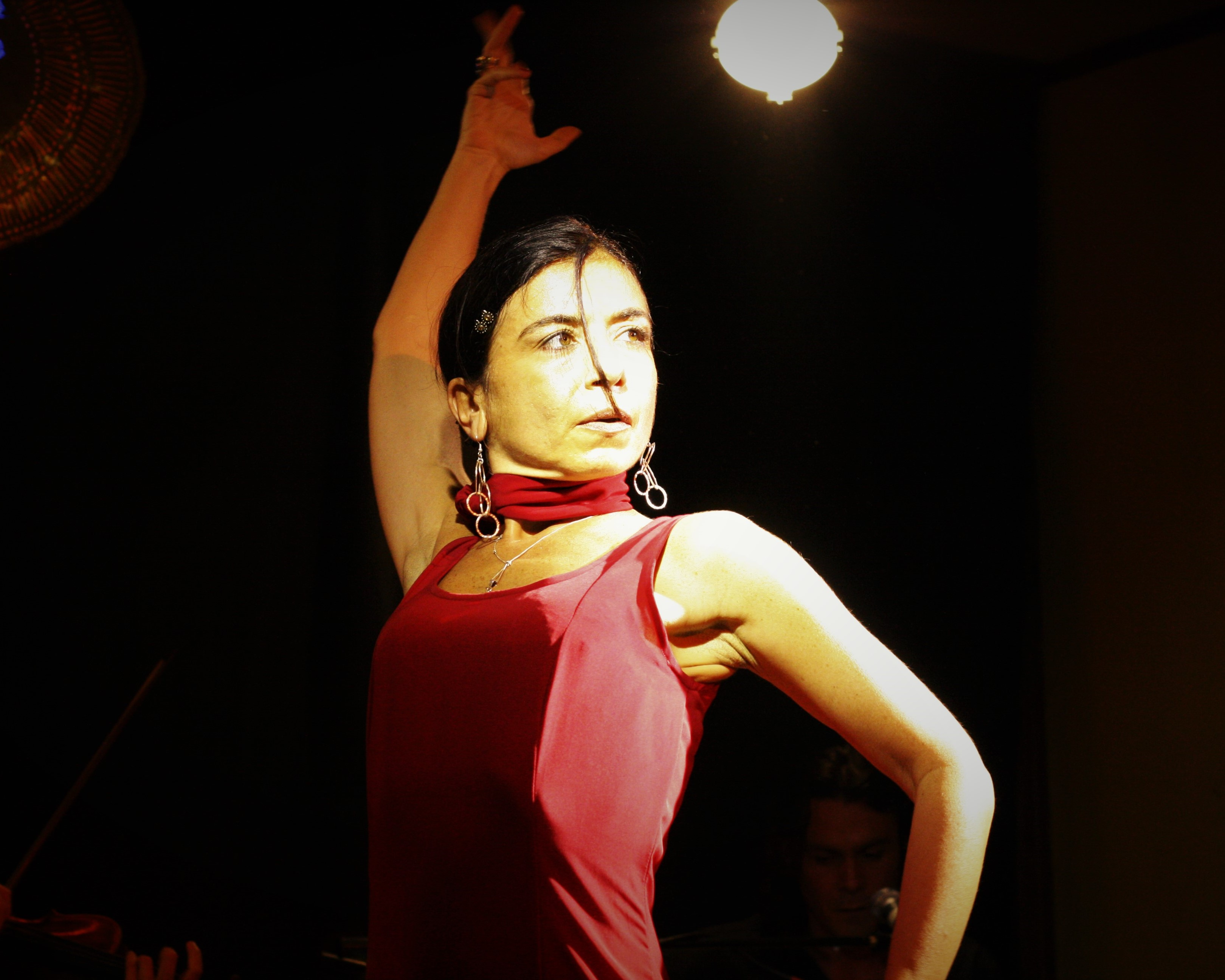 Ada Maria Grifoni, flamenco, los viernes en la Cueva, corsi, Bologna