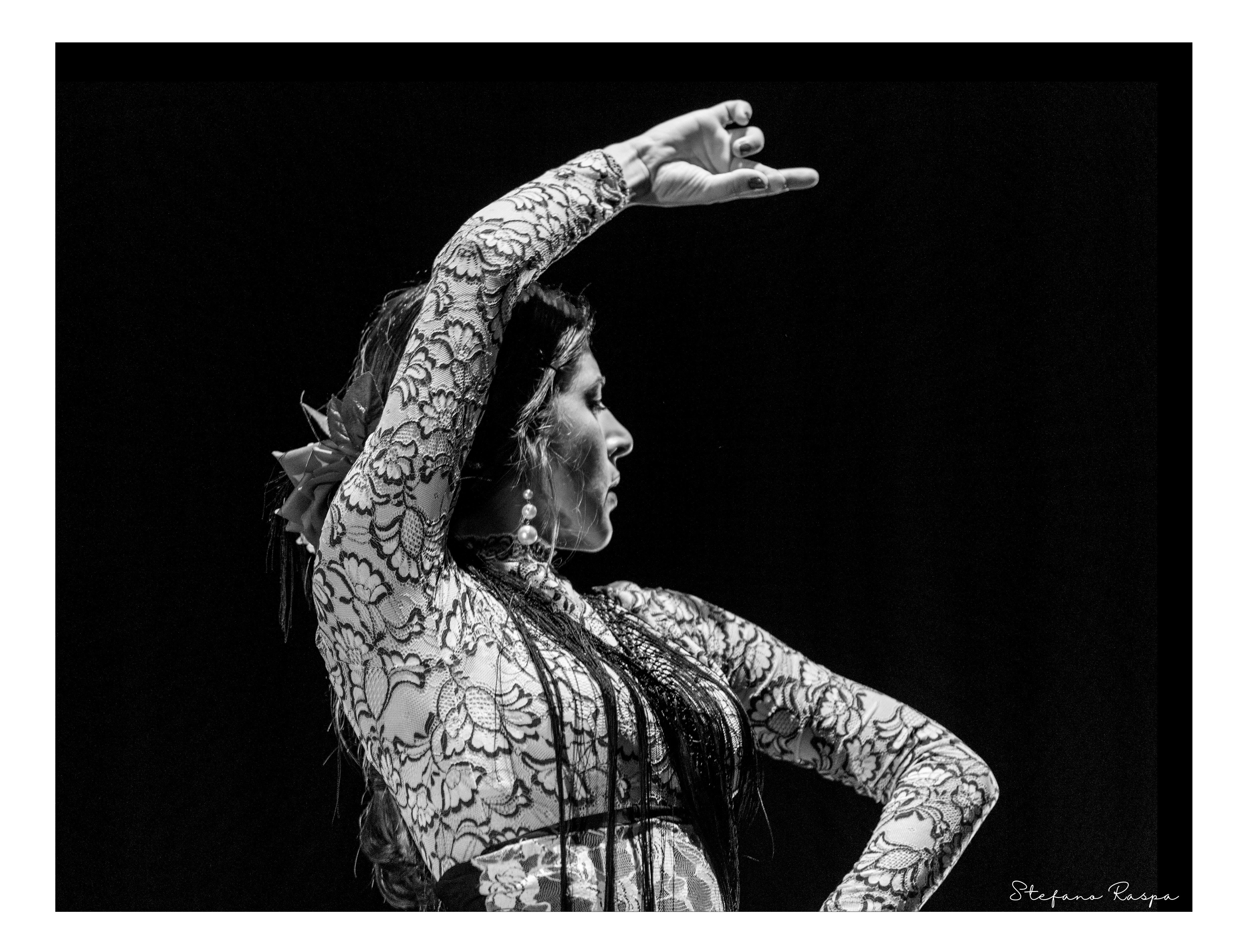 Tablao flamenco nel cuore di Bologna La Nena al baile