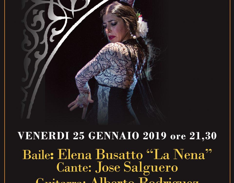 tablao flamenco Bologna centro Los Viernes en la Cueva