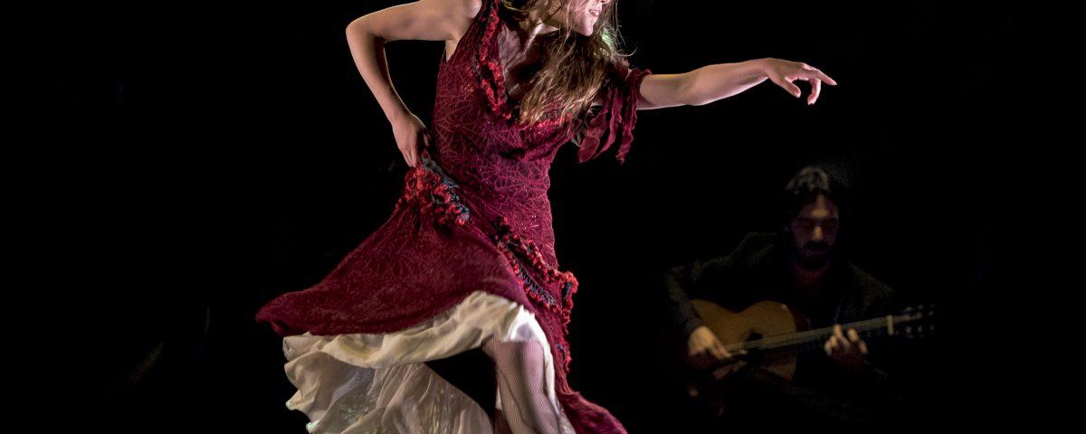 flamenco blog bologna corsi Patricia Guerrero