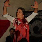 Los Viernes en la Cueva Tablao flamenco Bologna Beatriz Quintana