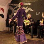 Claudia Culpo,tablaos 2017,galleria, immagini,los viernes en la cueva,Bologna,bailaora flamenca