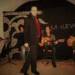 Los Viernes en la Cueva Tablao flamenco Bologna Claudio Javarone