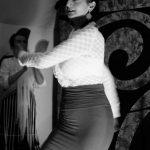 Los Viernes en la Cueva Tablao flamenco Bologna Daniela Corrente ph Federica Tinti