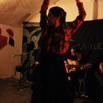 tablaos 2018-2019, gallery, flamenco, los viernes en la Cueva, Elena Busatto La Nena