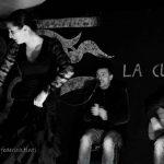 Los Viernes en la Cueva Tablao Flamenco Bologna Matilde Melanotte ph. Federica Tinti