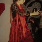 Los Viernes en la Cueva Tablao Flamenco Bologna Viola Megumi Petroniro
