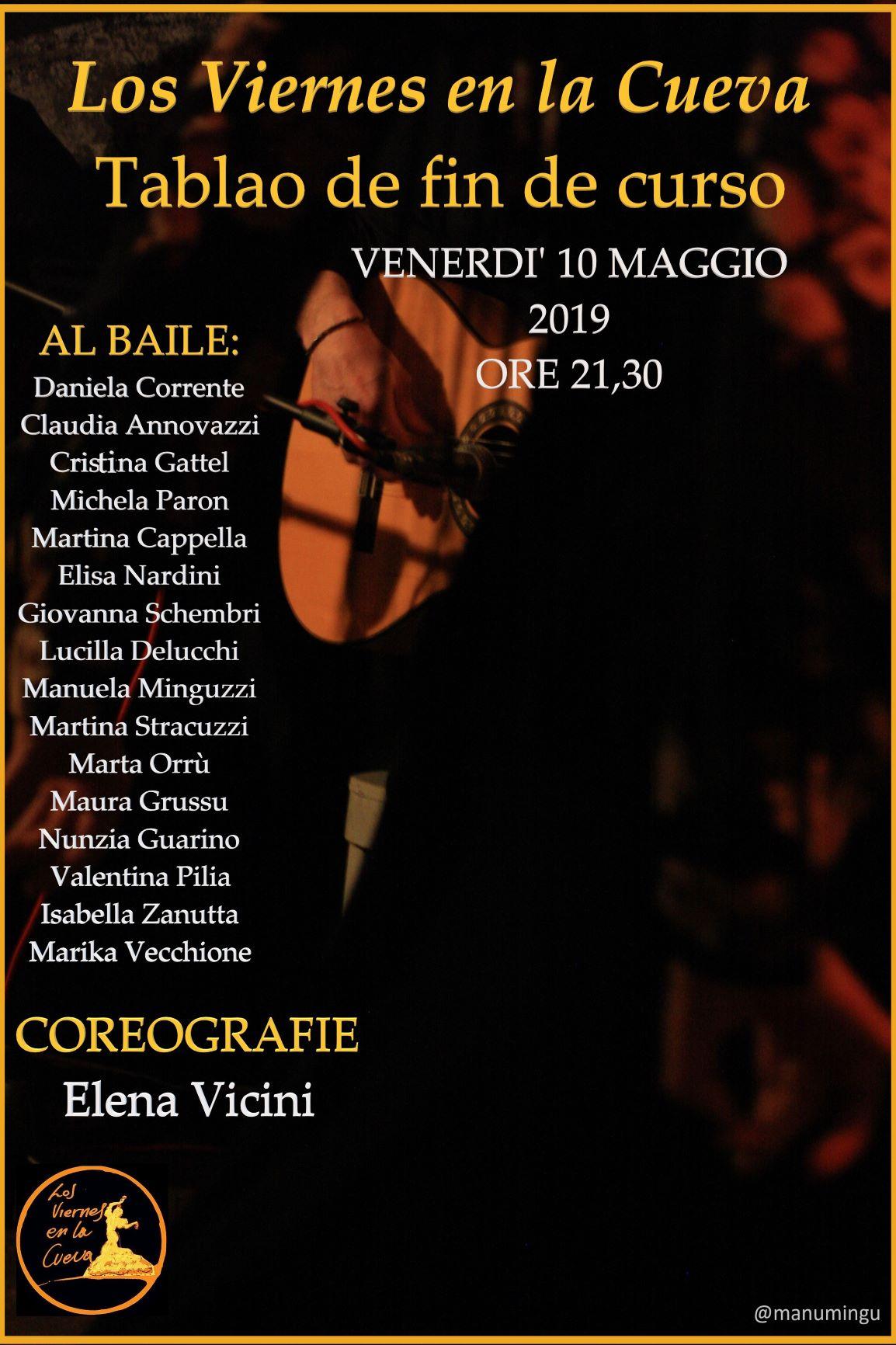 Tablao flamenco nel cuore di Bologna Los viernes en la cueva
