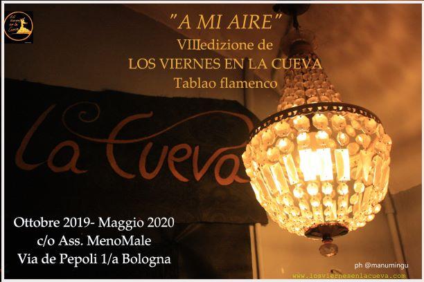 flamenco, immagini, tablao, Bologna, Los Viernes en la Cueva