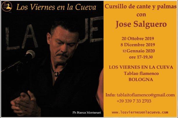 Jose SAlguero los vienres en la cueca bologna testo corretto