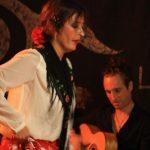 flamenco, immagini, tablao, Bologna, Los Viernes en la Cueva, Rossella Mitrano