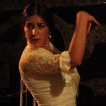 flamenco, immagini, tablao, Bologna, Los Viernes en la Cueva, Elena Busatto La Nena