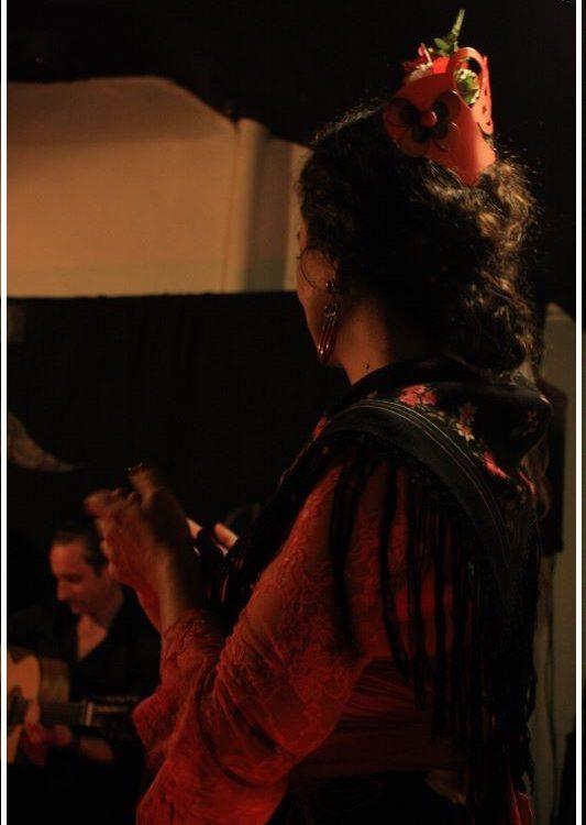 los viernes en la Cueva, flamenco, tablao, corsi, Bologna