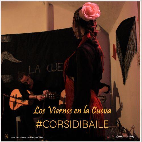 losviernesenlacueva, flamenco,corsi, bologna