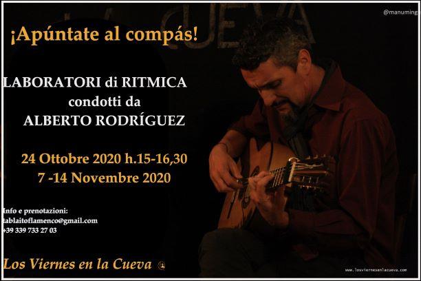 Los Viernes en la Cueva, Bologna, flamenco, corsi