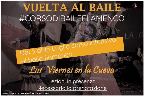 Los Viernes en la Cueva, flamenco, Bologna Ada Maria Grifoni